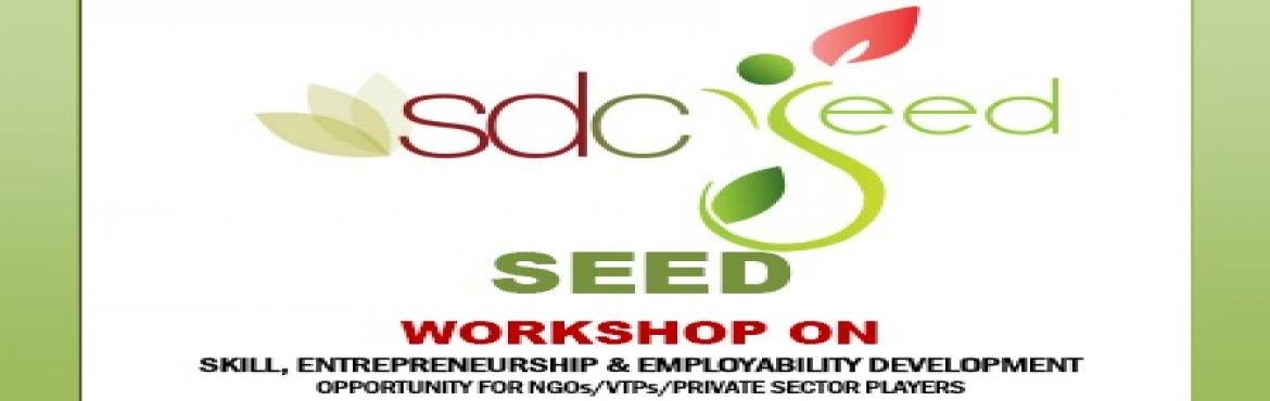 Workshop on Skill India and Startup India