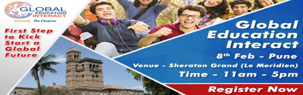Global Education Fair 2017 in Pune - Free Registration