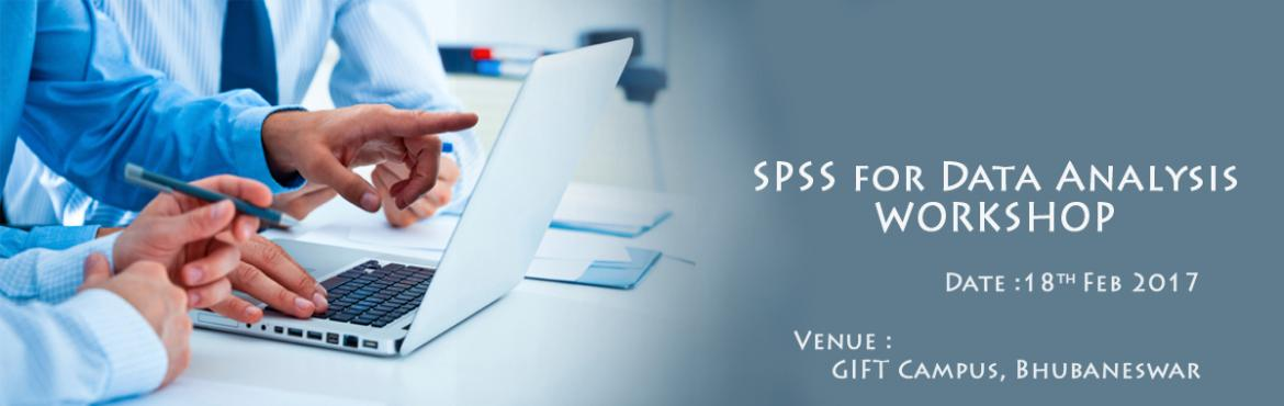 SPSS for Data Analysis Workshop