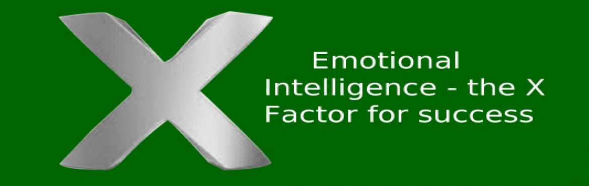 Book Online Tickets for EMOTIONAL INTELLIGENCE CERTIFICATION COU, Mumbai. For most people, emotional intelligence (EQ) is more important than one's intelligence (IQ) in attaining success in their lives and careers. As individuals our success and the success of the profession today, depend on our ability to