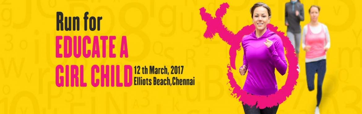 "Book Online Tickets for Corporates and Family Run, Chennai. Use the discount code SPECIALAADHI to get a surprise discount. Run for ""Educate a Girl Child"" RUNNING  DATE: Sunday, 12th March. 2017  VENUE: Elliots Beach, Besant Nagar.  CATEGORIES:  3Km, 5Km & 10Km &nb"