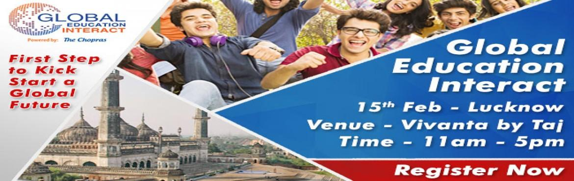 Global Education Fair 2017 in Lucknow - Free Registration