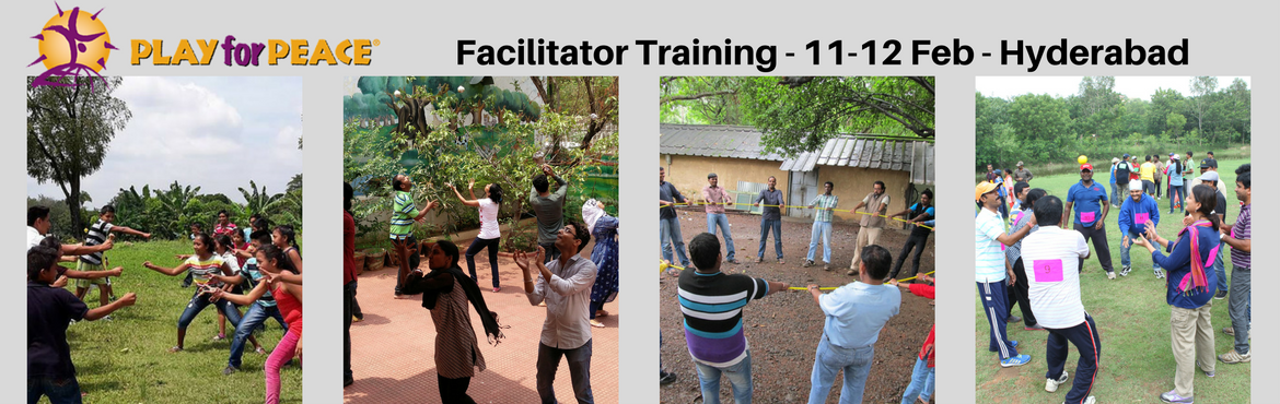 Play for Peace Facilitator Training - Hyderabad