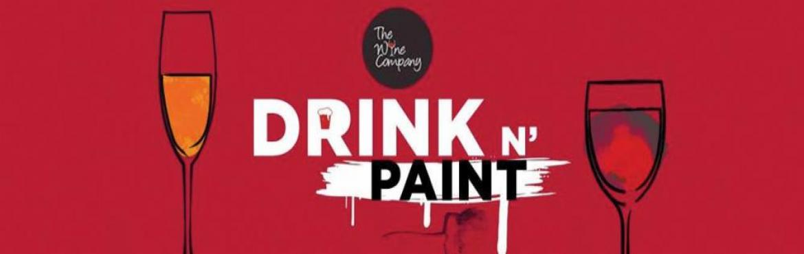 Book Online Tickets for Drink N Paint, Gurugram. Toast your glasses and discover a new creative style of drinking! Combine cocktails of fine drinks with paint and canvas for an unparalleled experience, ending in a pleasant hangover of a newfound talent in you. Come along with your friends, family,