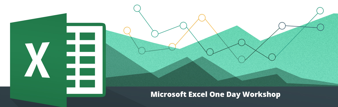 Book Online Tickets for Microsoft Excel One Day Workshop, Gurugram. About The Event Microsoft Excel is key professional tool used across our day to day routine. From managing our contact information, Personal Finance to executing complex business data solutions, Microsoft Excel helps us in managing our data very well