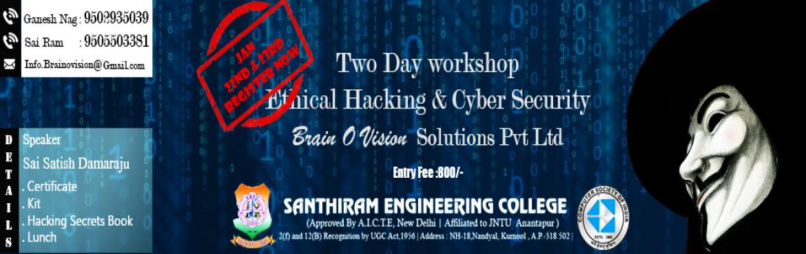 Cyber security workshop 2017 (Ethical Hacking)