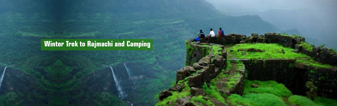 Book Online Tickets for Winter Trek to Rajmachi and Camping, Udhewadi. Trekkers,Welcome to the Rajmachi trek and camping tour.Rajmachi is a small village in the rugged mountains of Sahyadri in India. The fortification at Rajmachi consists of two forts, namely Shrivardhan fort and Manaranjan Fort. Rajmachi Fort is a popu