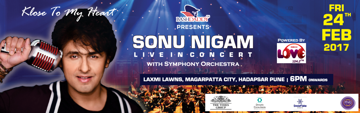 Sonu Nigam Live in Concert - Klose To My Heart