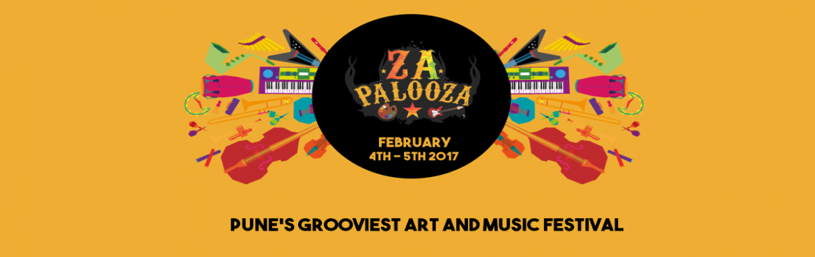 Book Online Tickets for ZaPalooza 2017, Pune.       ENTRY PASSES ARE AVAILABLE ONLY AT THE VENUE NOW. Please come directly to Royal Palms, Mundhwa. We are waiting for you there! \