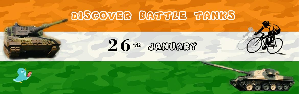 Sparrowz Military Relic Quest on Republic Day