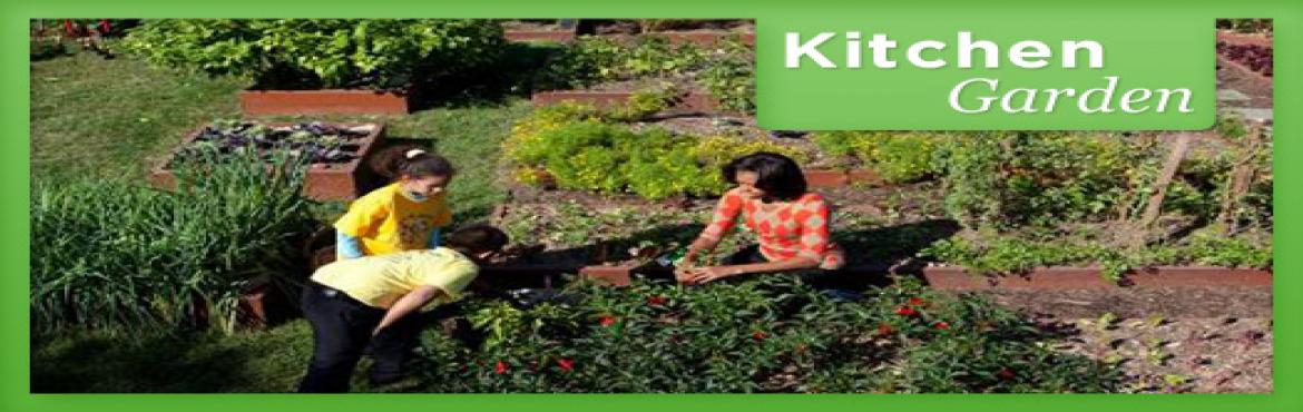 Book Online Tickets for Make your own kitchen garden, Hyderabad. https://www.facebook.com/events/364870423882004/  Get children connected to nature,cultivation and eating fresh greens right out of their own kitchen. Material will be provided, plants can be taken home with you. 5 years and above can participa