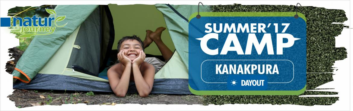 Book Online Tickets for Nature Journey day summer camp at Kanakp, Bengaluru.     Location   Kanakapura      Pick up and drop   Opposite  to HSR Layout BDA Complex , Bangalore     Time   9:30 am-5:00pm       Inclusive :     Welcome Drink Breakfast Lunch Dinner Evening  Snacks Task Based Activities Challengi