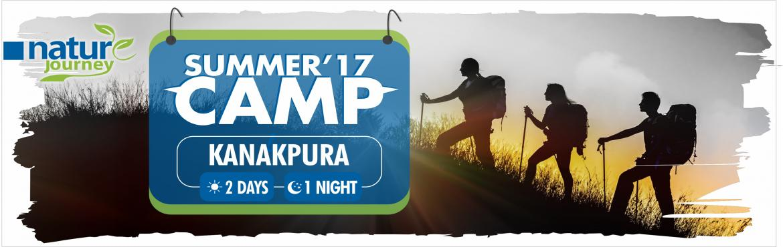 Nature Journey night summer camp at Kanakpura