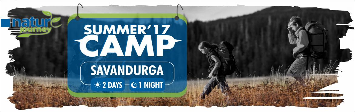 Nature Journey night summer camp at Savanadurga