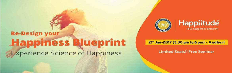 Free Happiness Blueprint Workshop