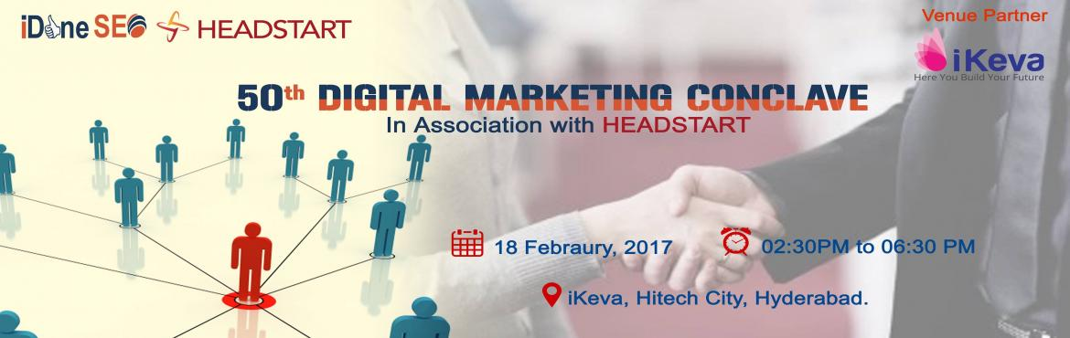 50th Digital Marketing Conclave