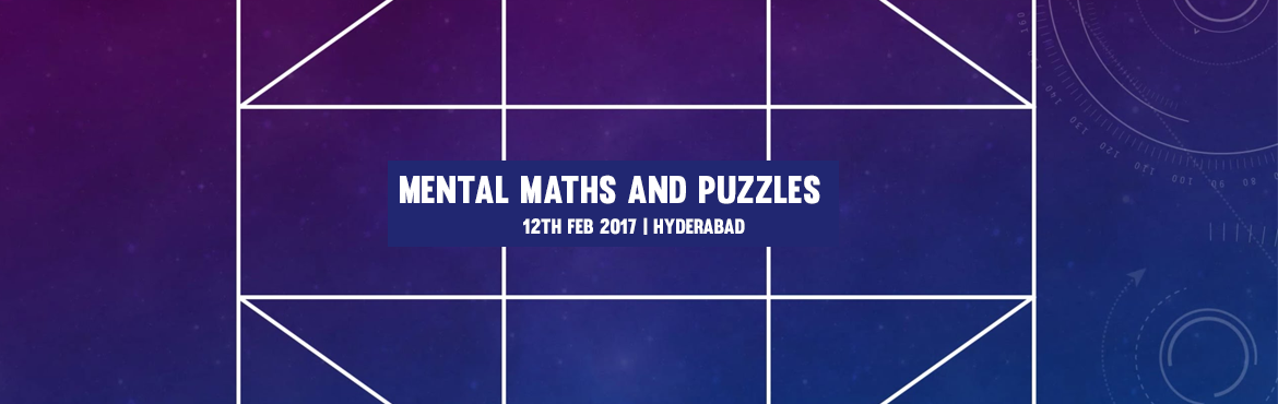 Mental Maths and Puzzles