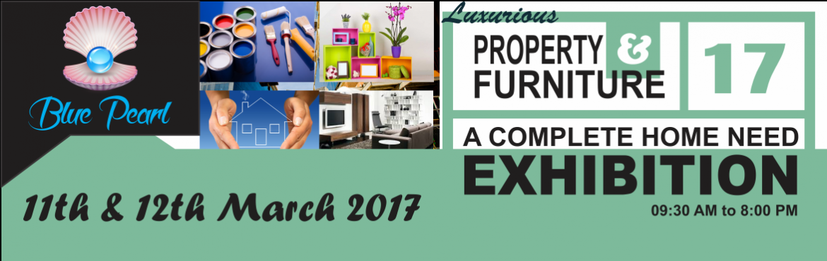 Luxurious Property and Furniture exhibition.