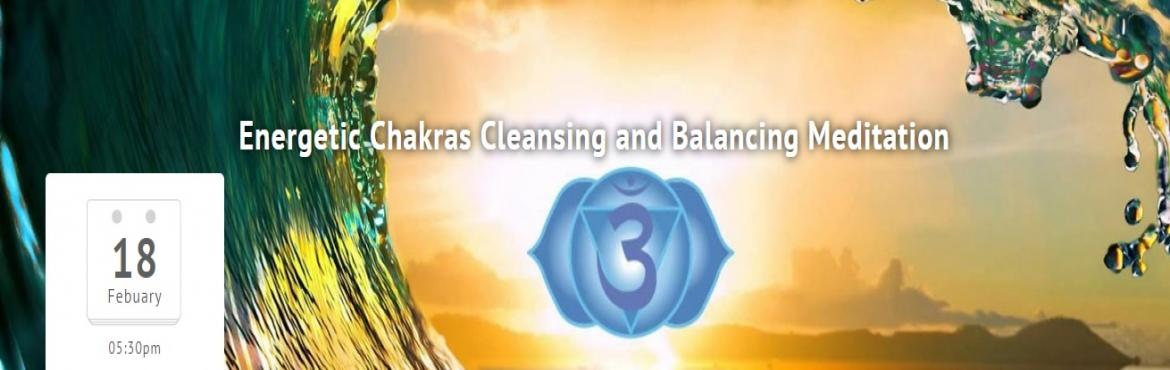 Book Online Tickets for Energetic Chakras Cleansing and Balancin, Faridabad. We all are being composed of light, love, and intelligence. We all are energetic being. Almost everyday we have fear based thoughts and feelings and we may absorb that energy in our chakras. When you bathe and wash your face daily so does your energy