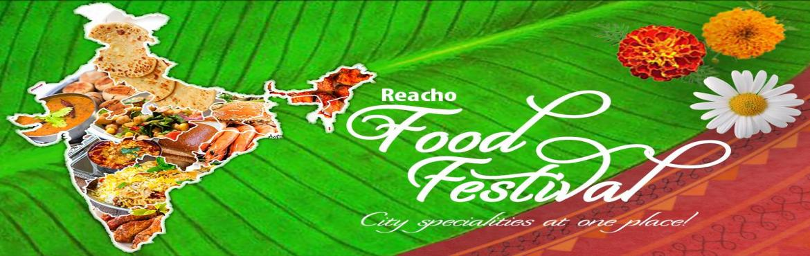 Book Online Tickets for Food Festival Nagpur, Nagpur. Hurrey! We bring you #NoCookingWeekend. Ladies, bring your family and friends to Reacho Food Festival and enjoy the best dishes from different Indian cities. 10th-12th Feb 2017 at Chitnavis Centre, Civil Lines, NagpurContact: Tanuja 9860146807