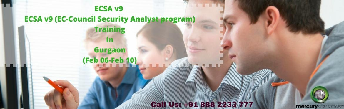 Book Online Tickets for ECSA V9 Training in Gurgaon, Gurugram. EC-COUNCIL Certified Security Analyst Training & Certification is an amplified version of the domain that complements the CEH (Certified Ethical Hacking) certification. This course offers pen test methodology through the deployment of its st