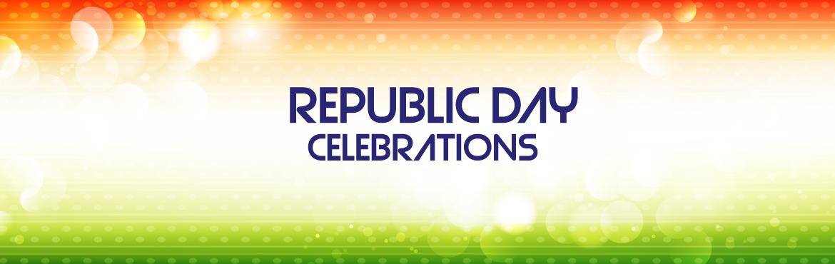 Book Online Tickets for Republic Day Celebrations , Chandigarh. Come and celebrate the morning of Republic Day of our nation with your family and friends. The event will be on 26th Jan 2017 at Gupta Farms. Special arrangements for kids. For any queries contact : 8901277780