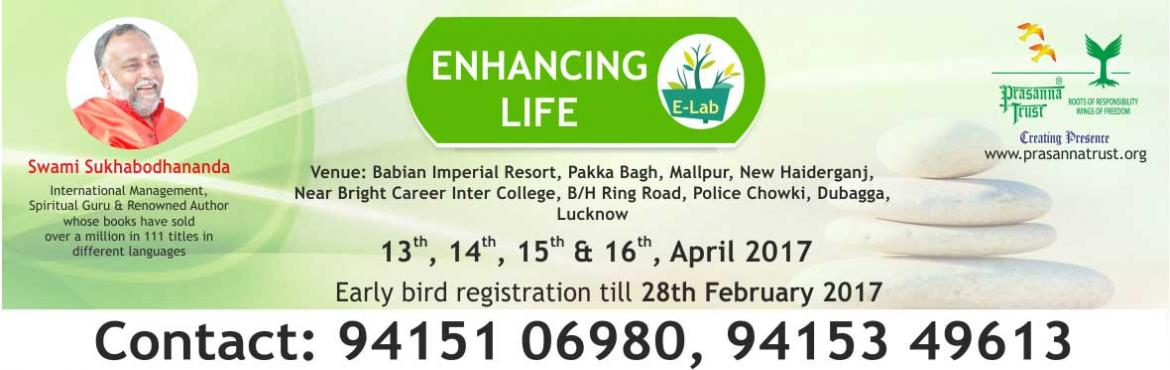 Enhancing Life Workshop