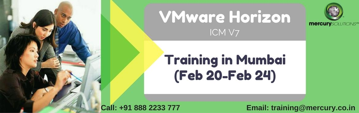 Book Online Tickets for VMware Horizon View ICM V7 Training, Gurugram. VMware Horizon Install, Configure, & Manage [v7] renders elementary skills to candidates for creating virtual desktops and applications using a single virtual infrastructure. This course helps in building the expertise to install, configure and m