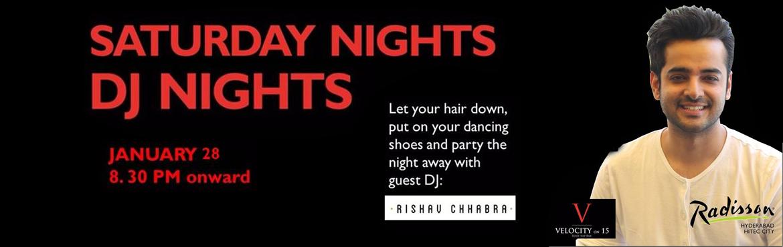 Party Night with DJ Rishav Chhabra