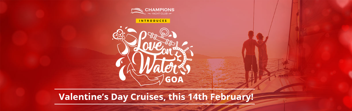 Book Online Tickets for Valentines Day Cruises This 14th Februar, Panjim. If you want to play cupid for your sweetheart, plan something extra-romantic on sparkling waters…!   Are you newly enamoured couple or celebrating a lasting love? This Valentine's Day, kindle the romance with romantic cruise experie