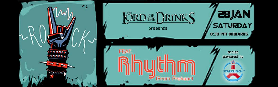 Rhythm Prahaar Live Band Performing at Lord of the Drinks - Powered by StarClinch