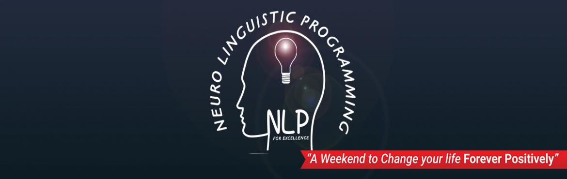 Book Online Tickets for Neuro Linguistic Programming - Workshop, Chennai. This NLP Workshop is an easy-going, fast-paced, two days tour through some of the most important parts of the completely amazing NLP \'toolbox for communication and change\'. The people who are most effective are the ones who have a map of the world