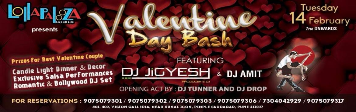 Valentine Day Bash