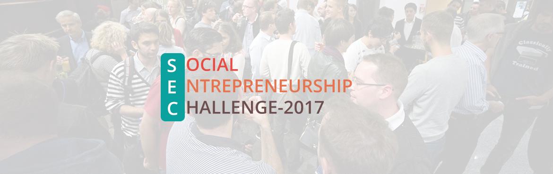Social Entrepreneurship Challenge-2017