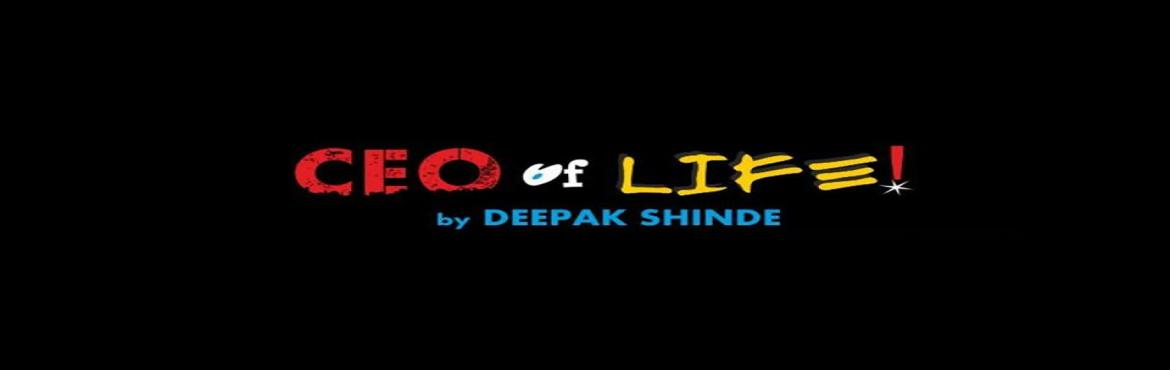 Book Online Tickets for FREE LIFE CHANGING PROGRAMME-IS IT GOOD , Mumbai.  Deepak Shinde – a name synonymous to the world for transforming lives. Deepak's experience of over 16 years in developing people across the immensely varied human behavior from the age bracket of 7 to 70 years makes him a phenomenon in t