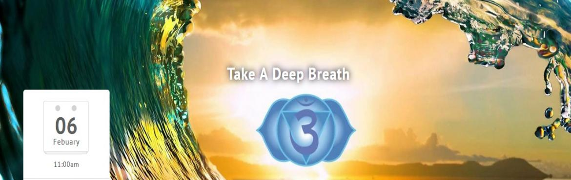 Book Online Tickets for Take A Deep Breath, NewDelhi. Learn Simple Meditation Techniques For Your ChildrenMeditate With Them 15 Min. A Day And Help Them Perform Better In LifeBenefits of this workshop:1. Relaxes the Mind and Body2. Improves Concentration and Academic Performance3. Controls Aggression an
