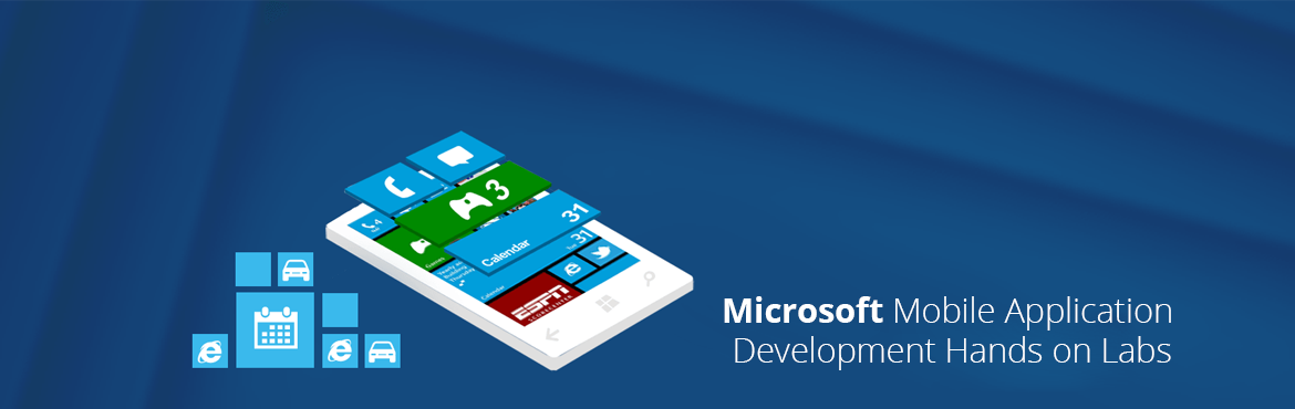 Microsoft Mobile Application Development Hands on Labs