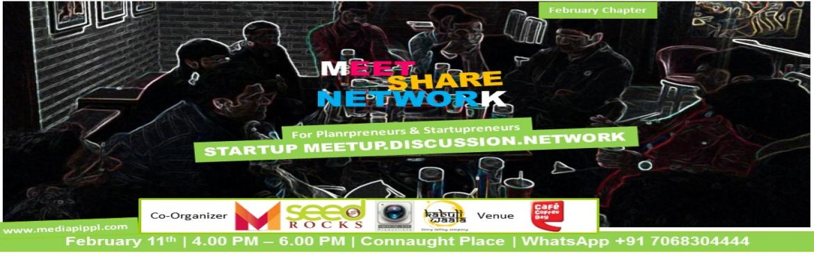 Meet.Share.Network (February Chapter)