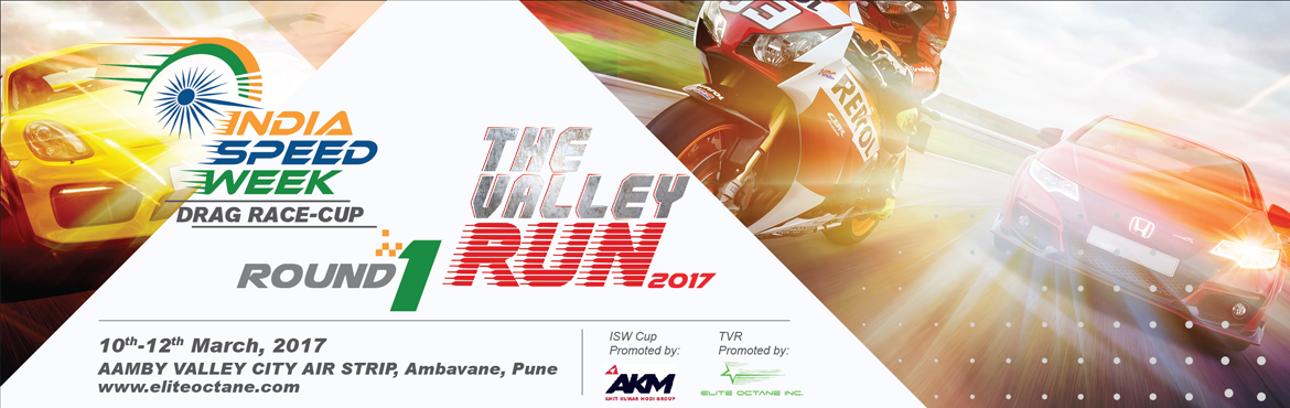 Book Online Tickets for The Valley Run 2017, Mumbai. TVR 2017: - In the beautiful & scenic Aamby Valley City, usually enveloped in calm, will be enamored with awesome sounds on 10th, 11th and 12th March, 2017 as the motorbikes and cars of all shapes, paint jobs, extreme modifications, categories an
