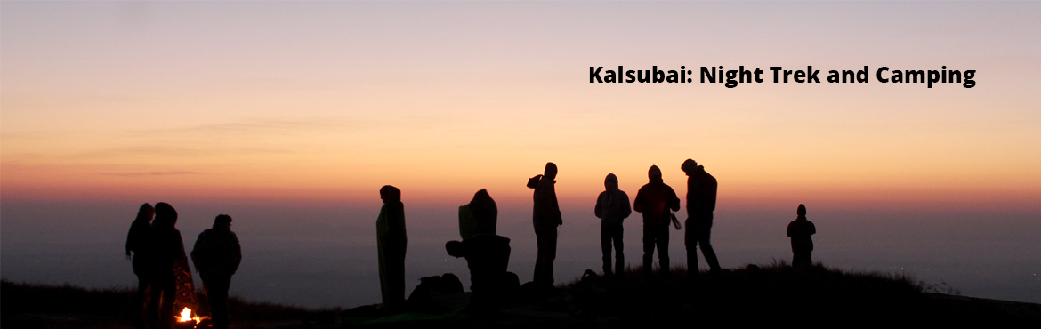 Kalsubai: Night Trek and Camping