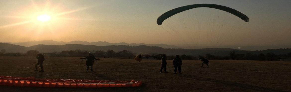 Paragliding and Trekking at Bir Billing, Himachal Pradesh