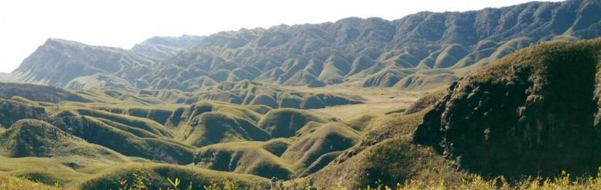Trek to Dzukou Valley and Japfu Peak - Nagaland