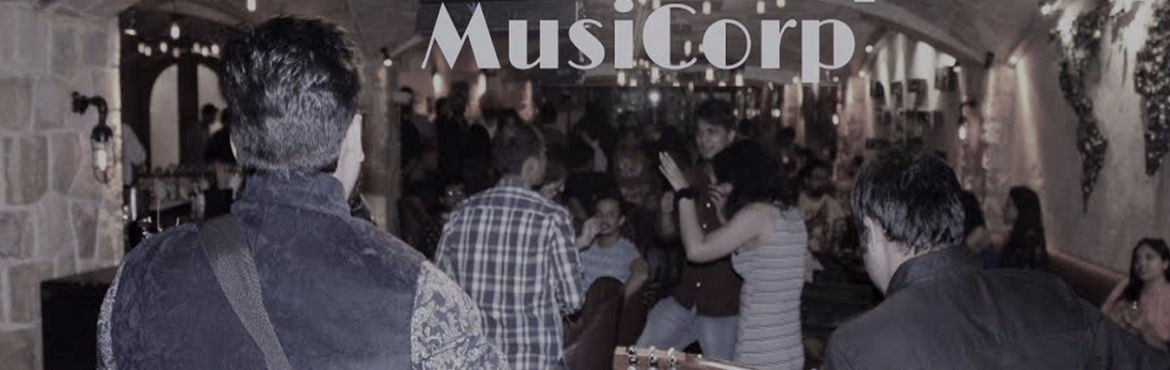 Book Online Tickets for Musicorp Acoustic Duo Live Band at Local, NewDelhi. MusiCorp is a LIVE band based out of the capital city of India, New Delhi. The acoustic duo blends various styles and inspirations to create music that touches your heart.They play genres&nb