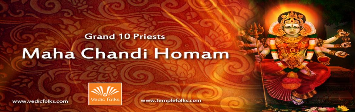 Brings Success And Removes Hurdles - Maha Chandi Homam