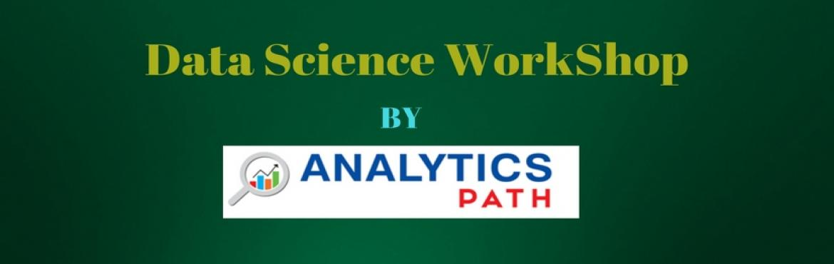 "Book Online Tickets for Join Free Data Science INTERACTIVE SESSI, Hyderabad. Our New Weekend Batch also starts on 4th February, 2017 @ 12:00 P.M. Step into the World of Data Science / Big Data Analytics About the Event Data Scientist are considered as the ""the sexiest job title of the 21st century""."