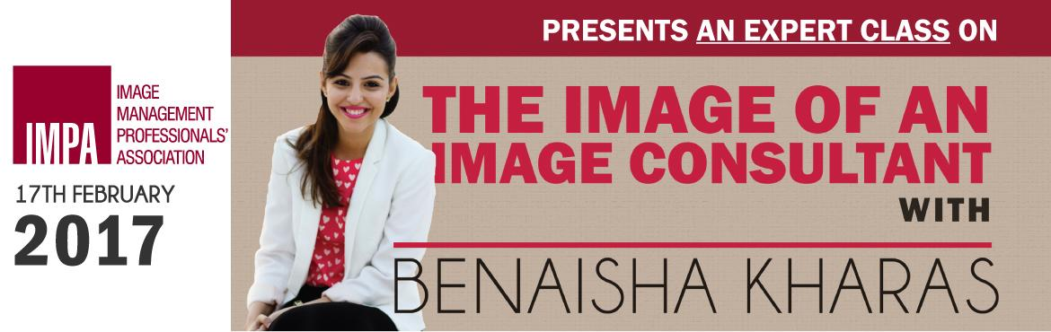 Book Online Tickets for The Image of an Image Consultant - Exper, Bengaluru. Expert Profile Having been practicing as an internationally certified image consultant pan India and in the Middle-East for the last 5 years, it gives me immense pleasure to address all the apprehensions of a lot of future image consultants who are o