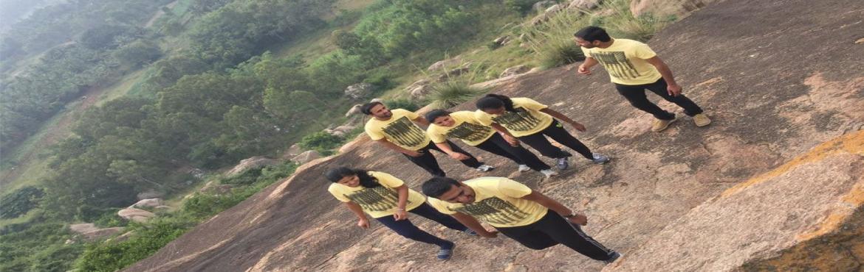 Trekking in Kunti betta by AdventureNest