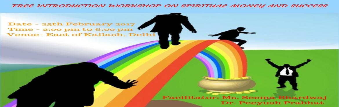 Free Workshop on Spiritual Money and Success