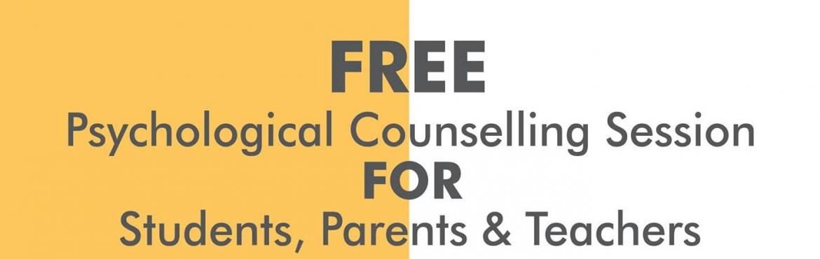 Board Exam Free Psychological Counselling