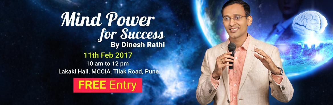 Mind Power for Success by Dinesh Rathi